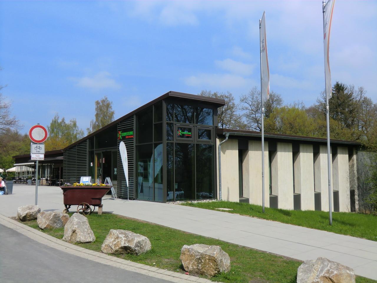 Infozentrum Externsteine