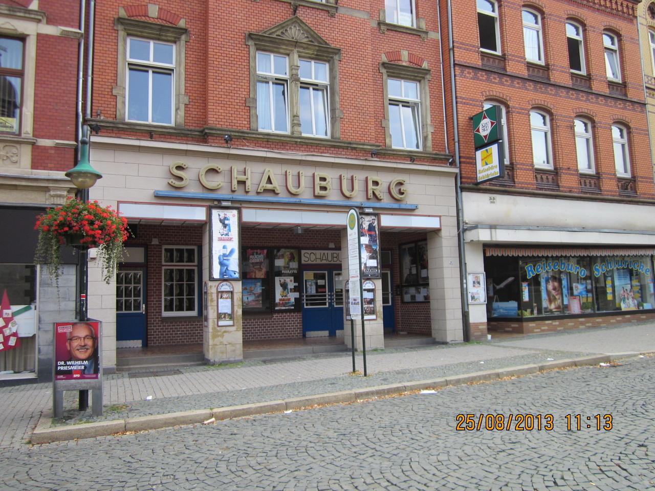 Schauburg - Kino seit 1936