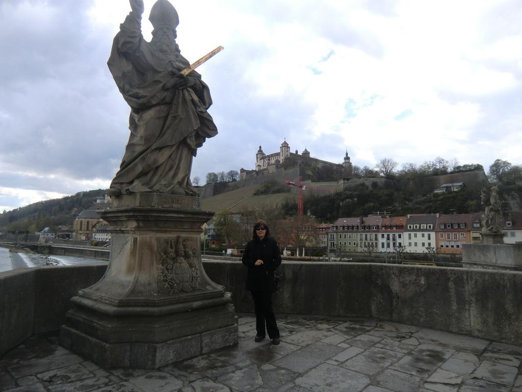 Von Marktheidenfeld nach Würzburg