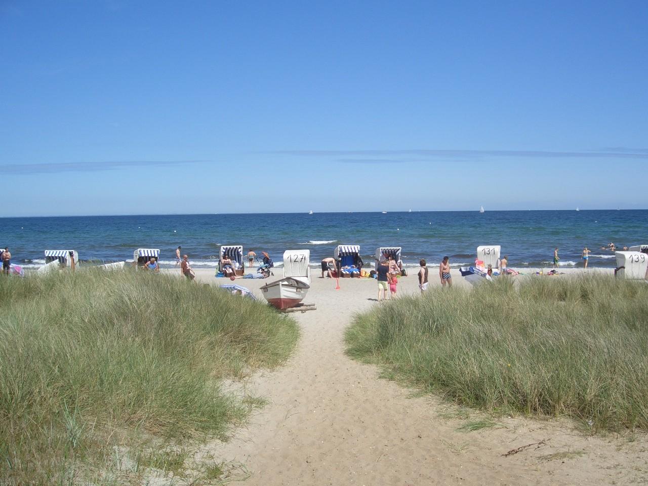Der Strand bei Oehe-Draecht