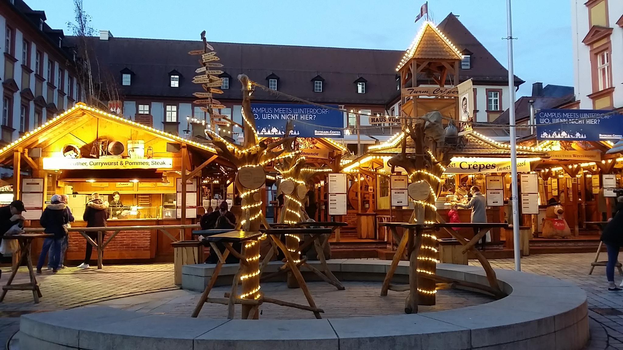 Das Winterdorf