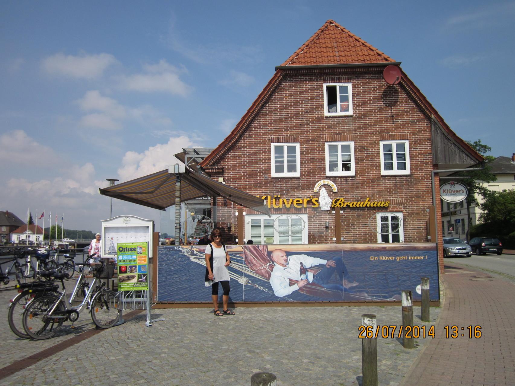 Brauhaus in Neustadt
