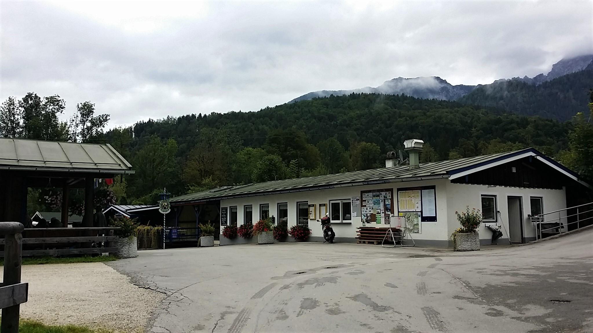 Campingplatz in Schönau