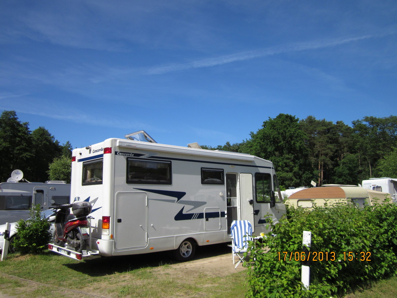 Campingplatz Ückeritz