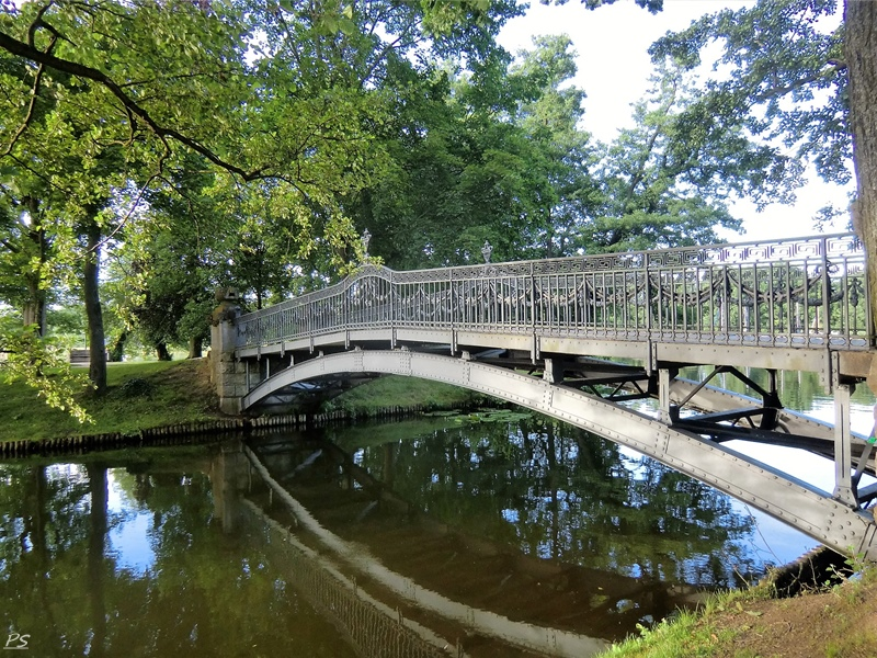 Brücke zur Liebesinsel