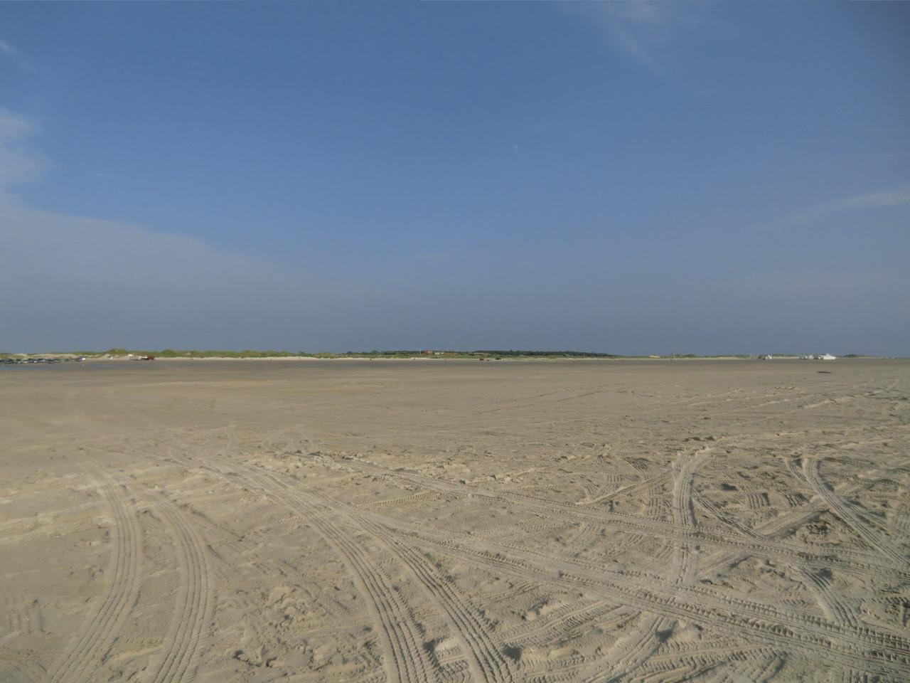 und nochmal Sand und Strand
