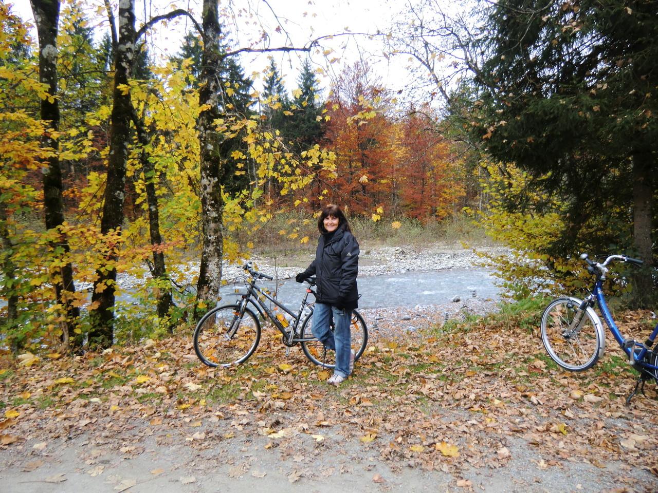 Radtour zum Christlessee