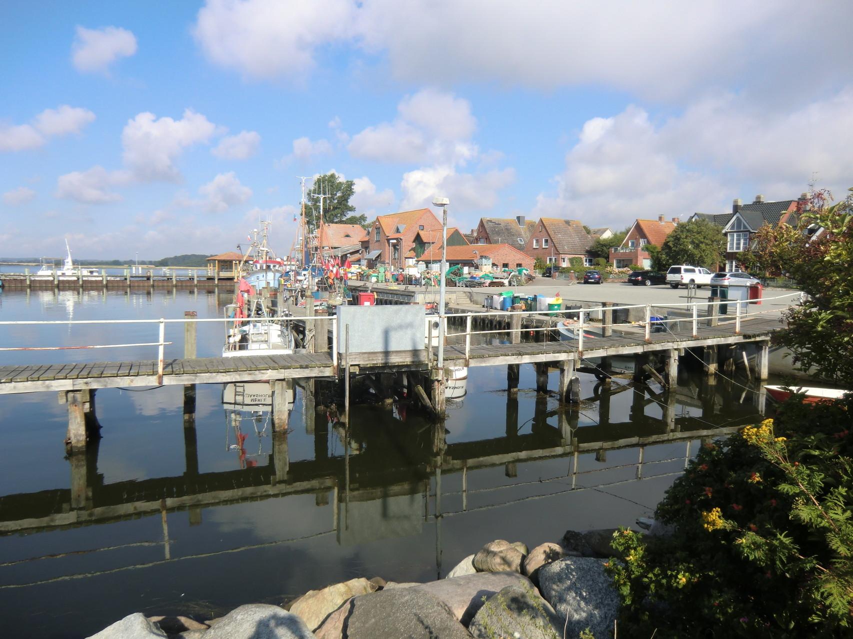 Hafen von Maasholm