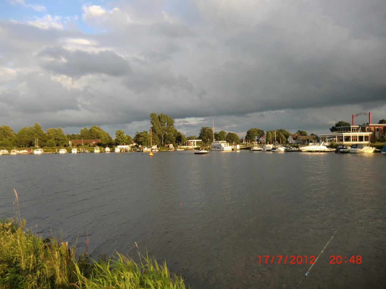 Hafen von Baßel