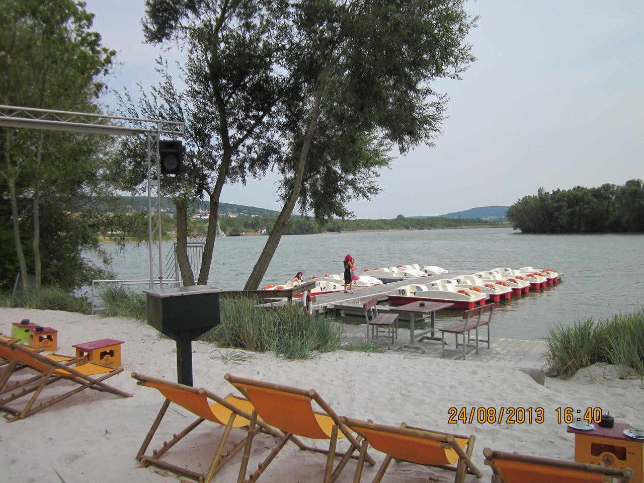 Die MoCabana Strandbar