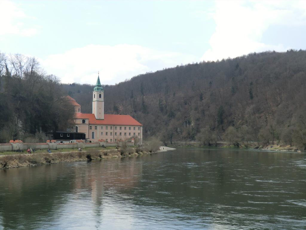Kloster und Brauerei Weltenburg