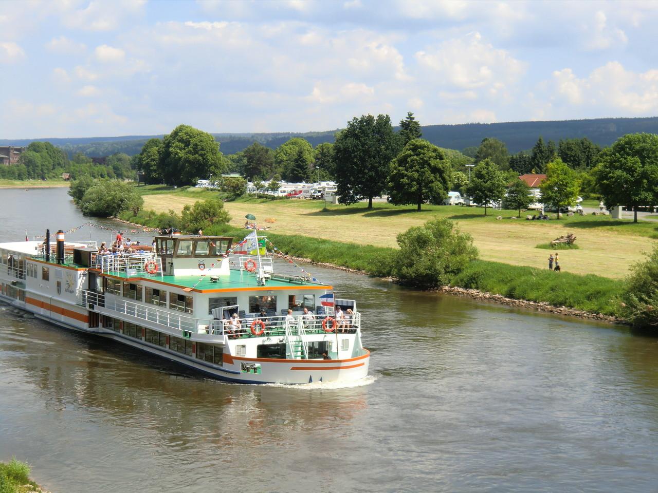 Weserschifffahrt