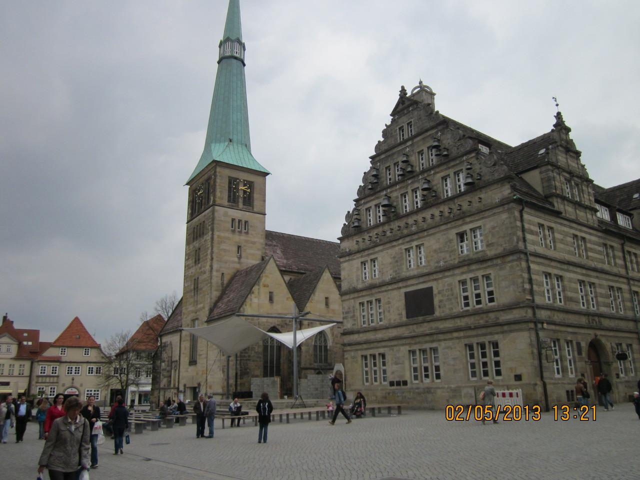sehenswerte Gebäude