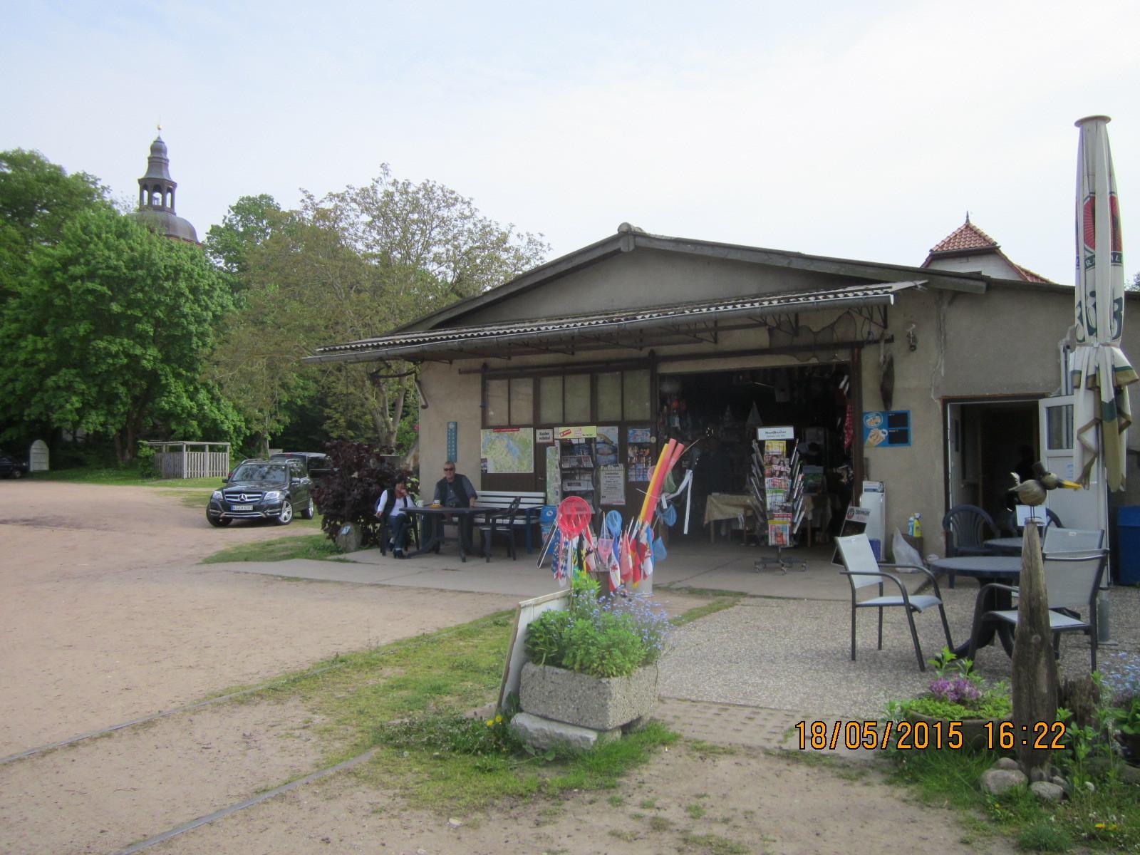 ein kleiner Laden