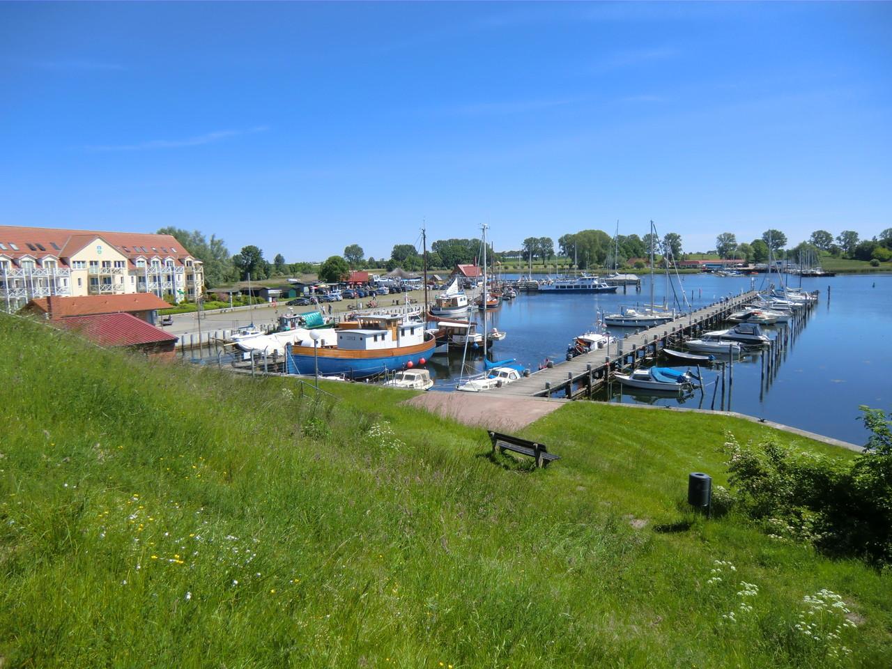 Hafen von Kirchdorf