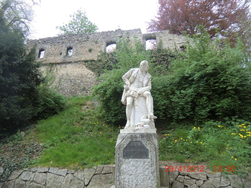 Shakespeare-Denkmal, eines von vielen
