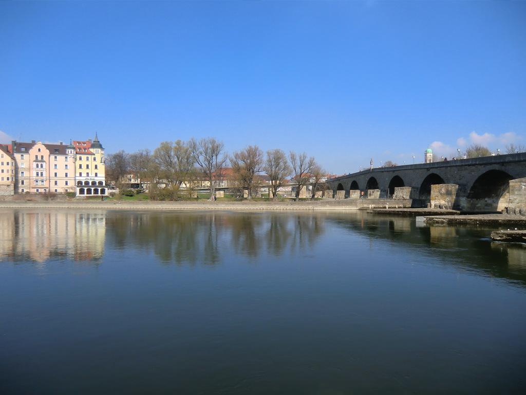 Regensburg mit der Steinernen Brücke