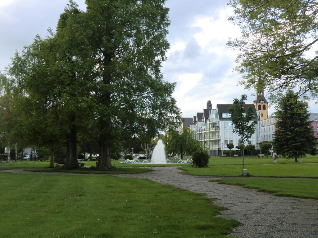 Kurpark in Bad Hönningen