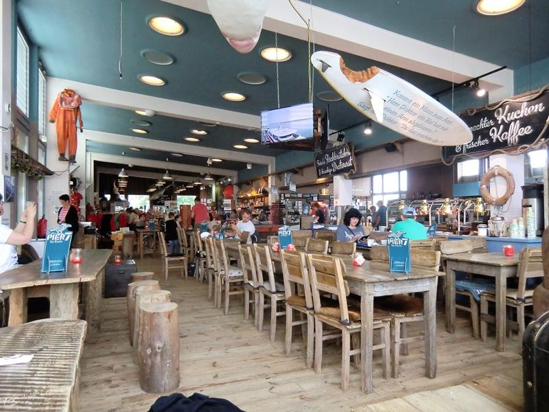 Frühstück im Pier 7