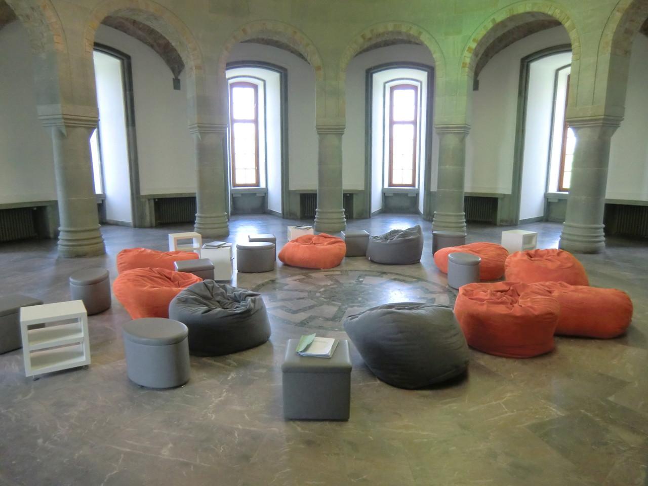 der ehemalige Obergruppenführersaal