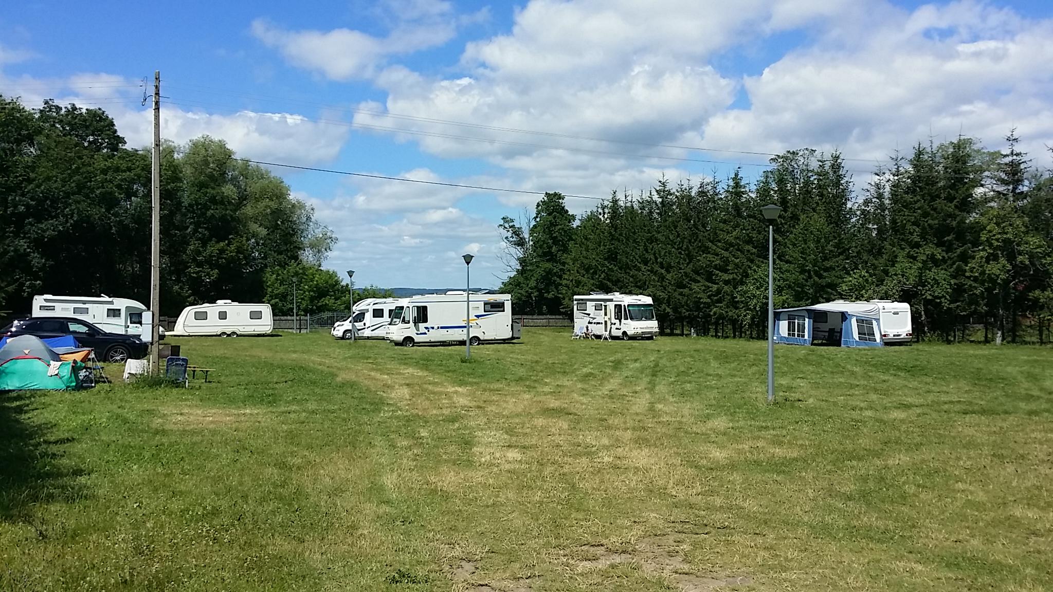 Campingplatz Nowe Guty
