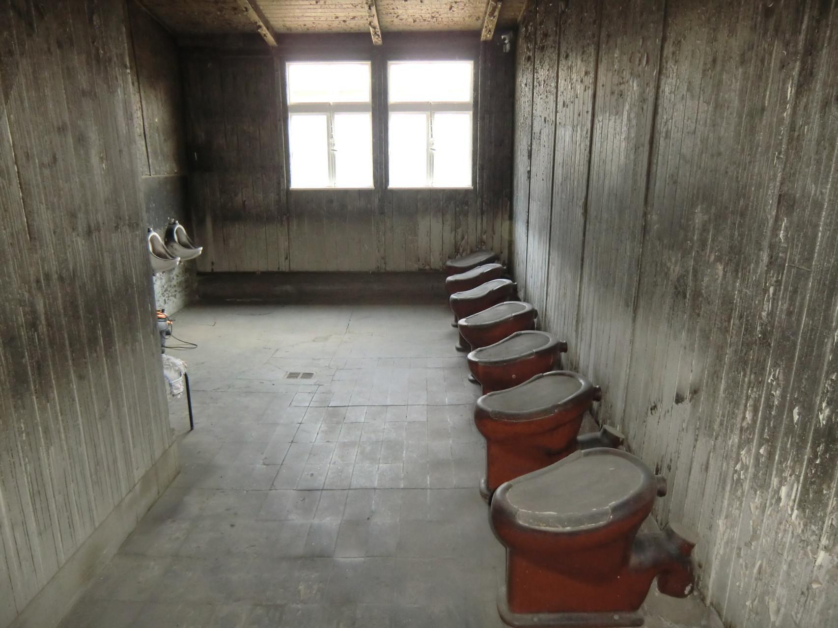 Toilettenraum
