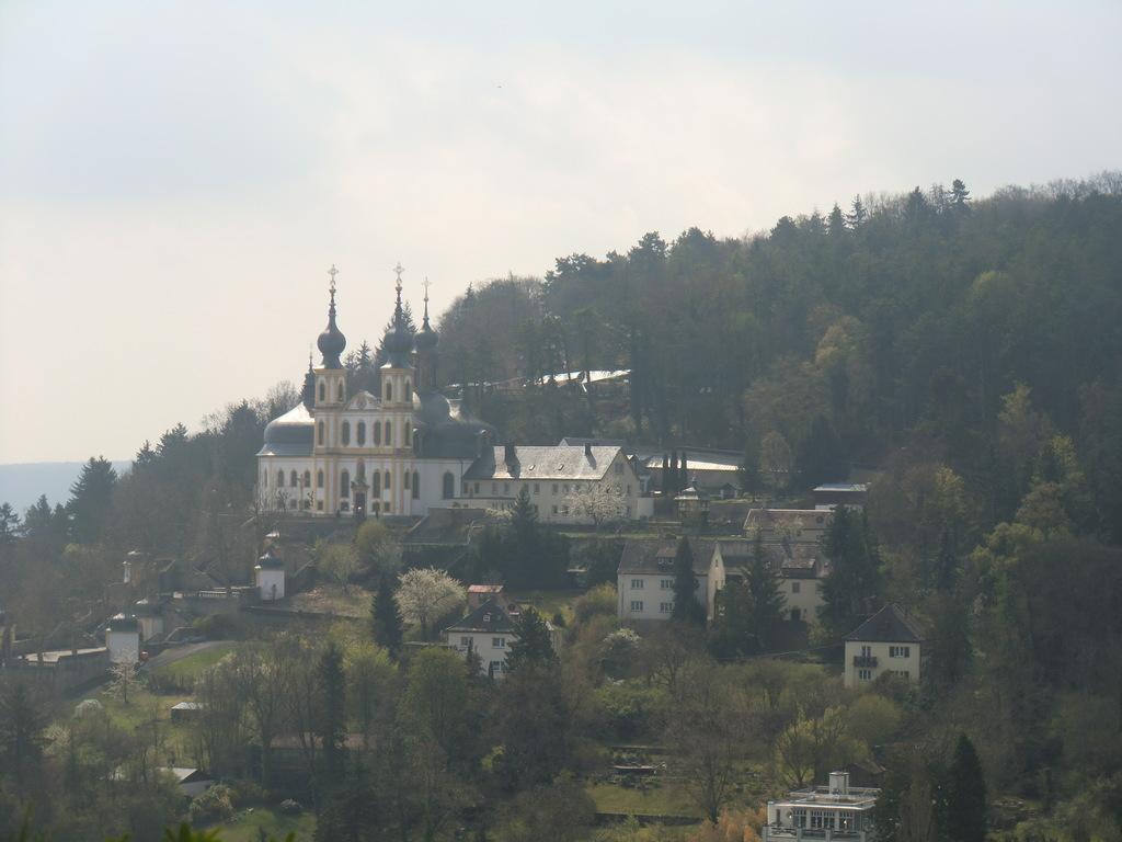 das Käpelle in Würzburg