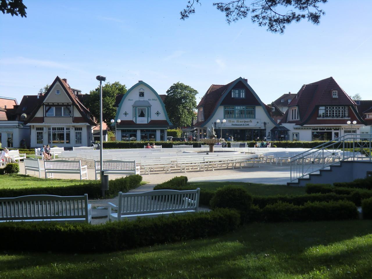 Kurgarten von Boltenhagen