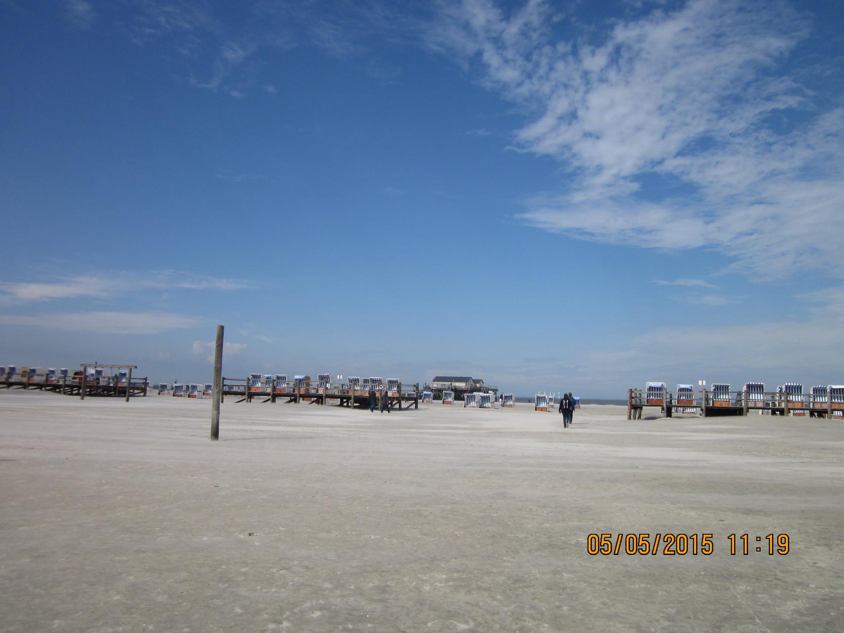 der unendliche Strand von SPO