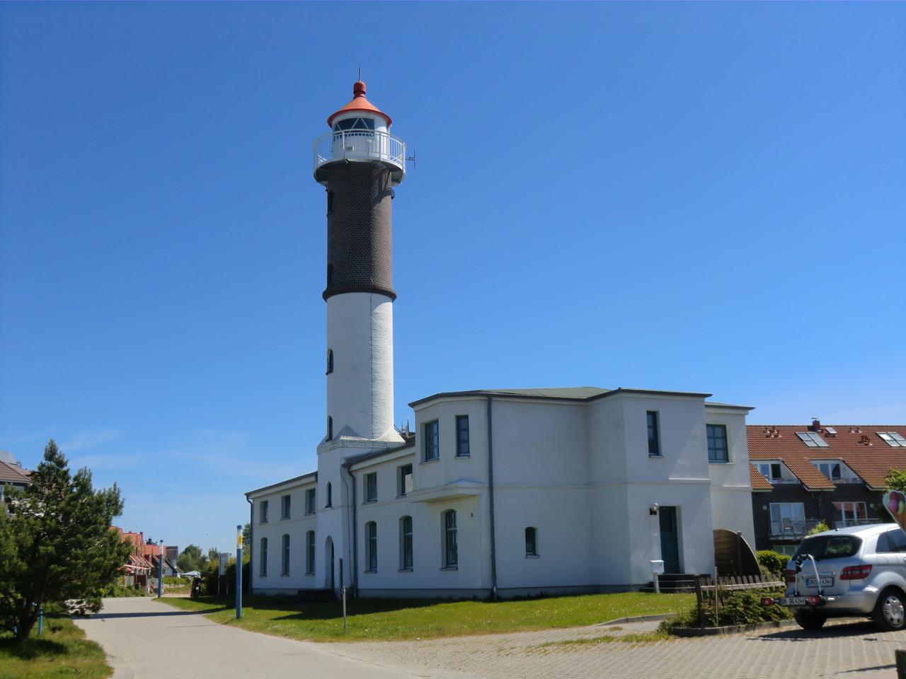 Leuchtturm von Timmendorf/Poel