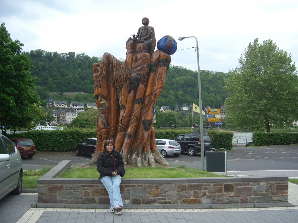 Panoramio-Baum in St. Goarshausen