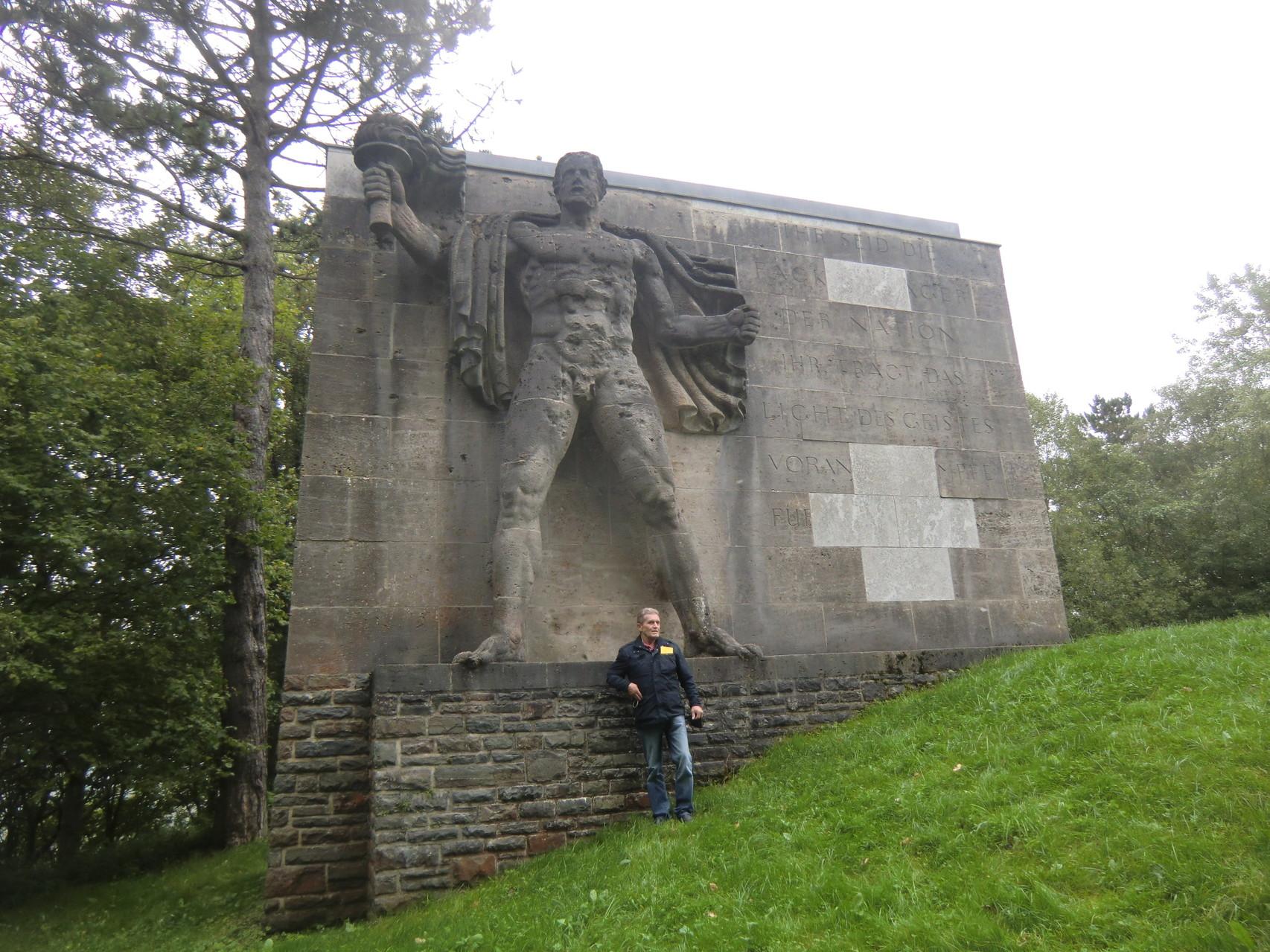 Eines der großen Monumente