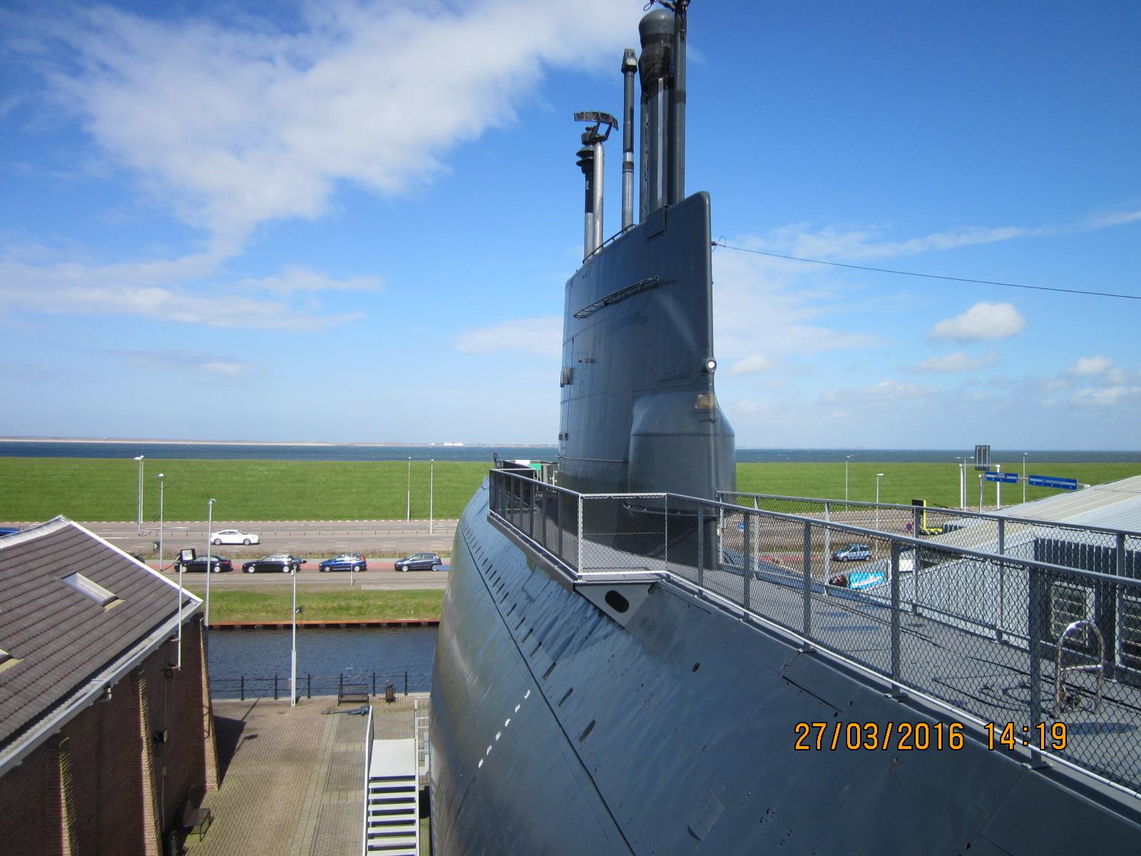U-Boot kann besichtigt werden