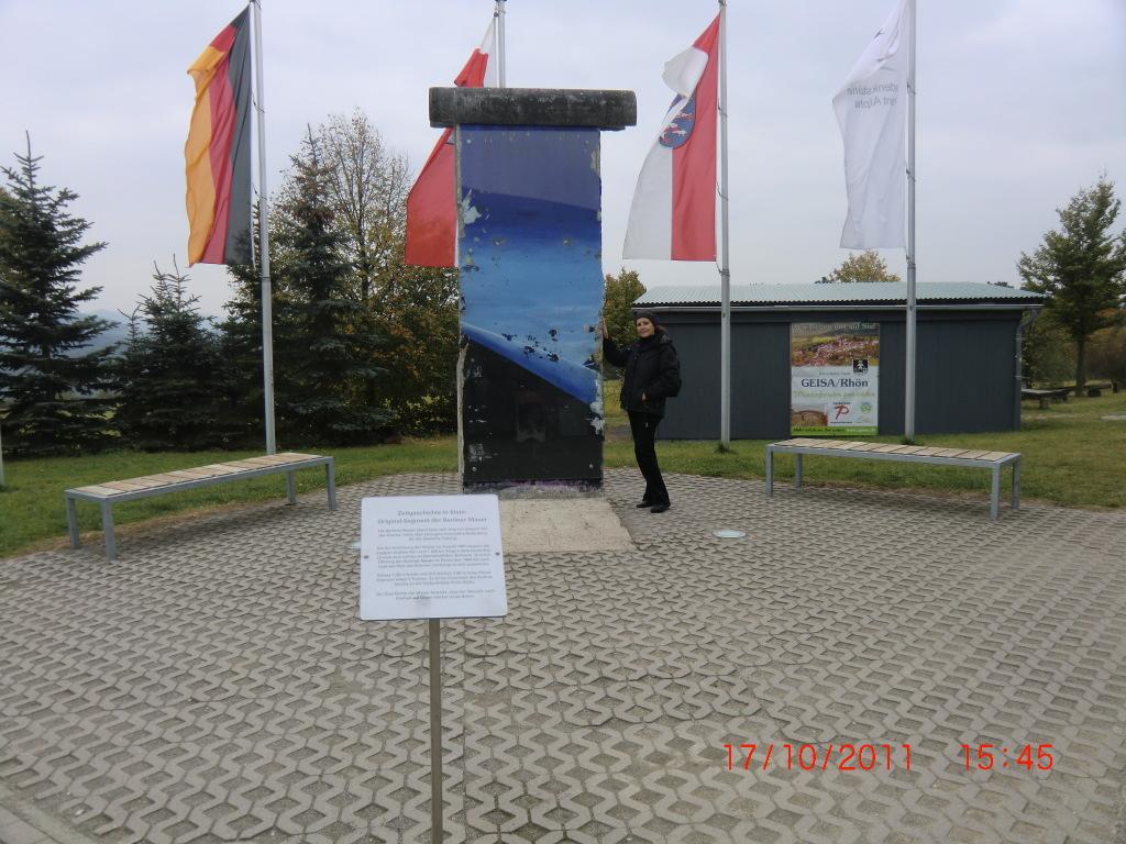 Ein Stück Berliner Mauer