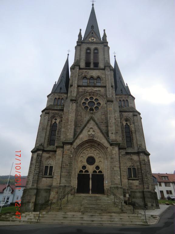 Kirche in Tann