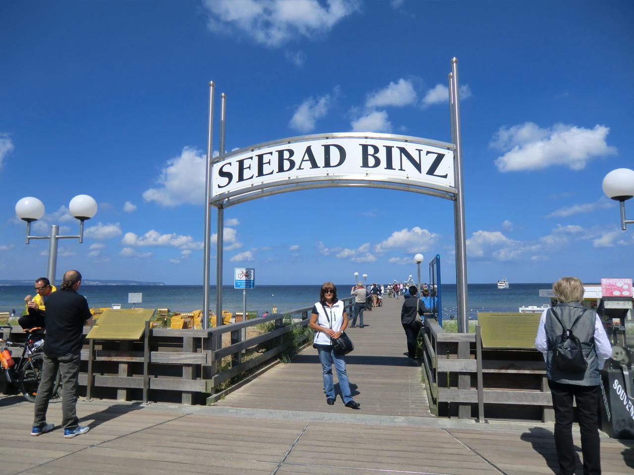 Willkommen in Binz