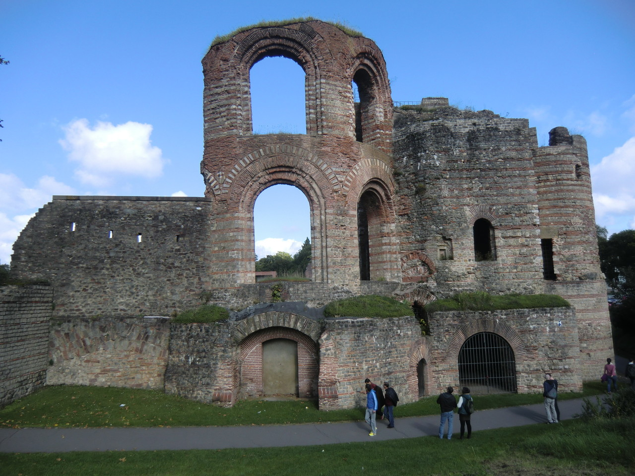Kaiserthermen