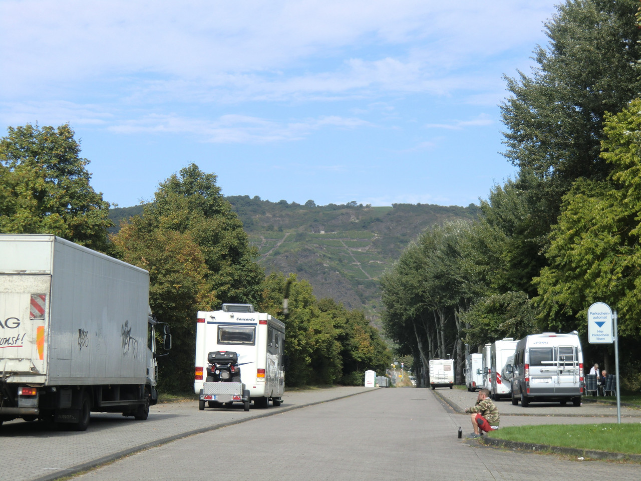 Stellplatz Kobern-Gondorf