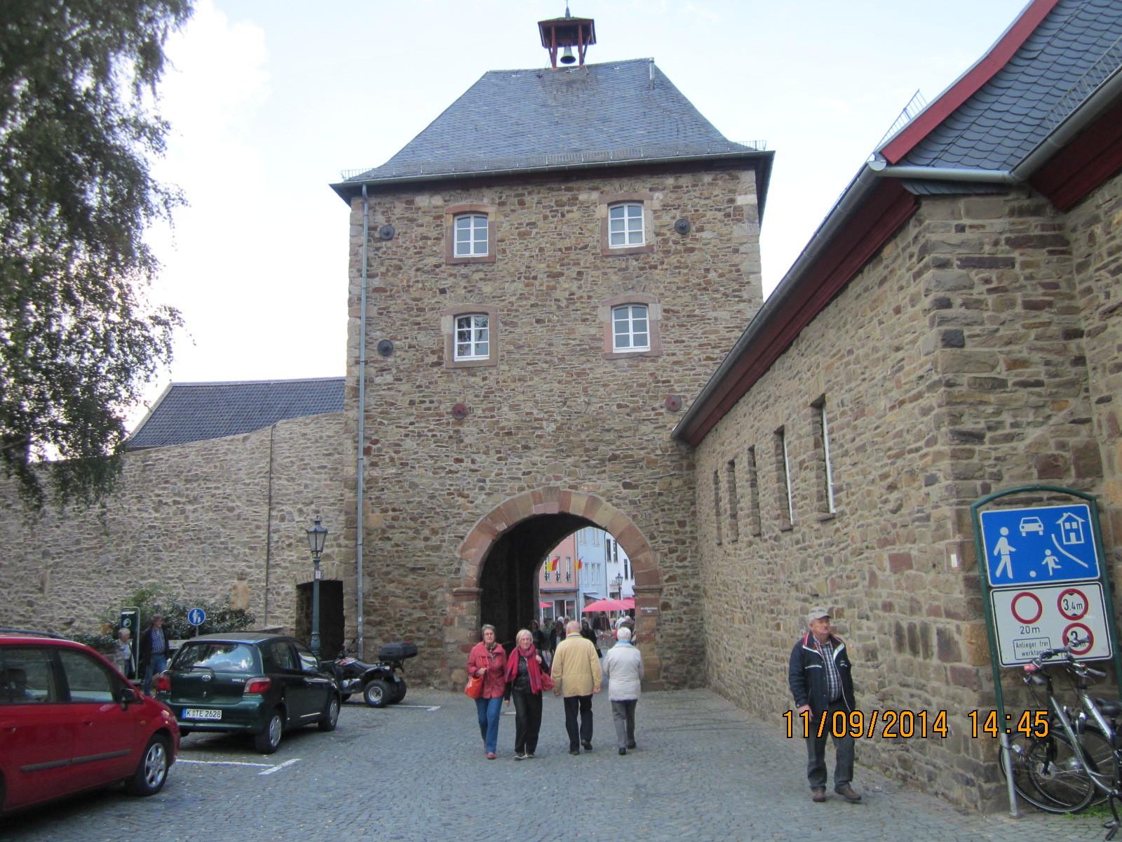 Eines der Tore zur Altstadt