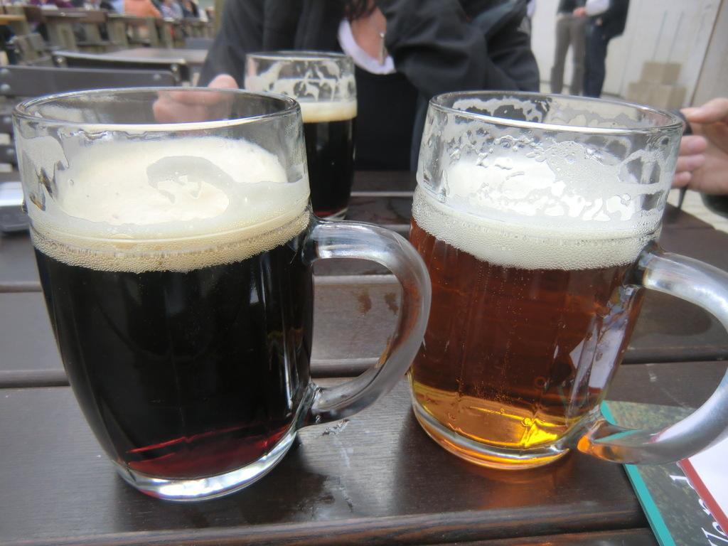 zur ältesten Bierbrauerei und dem besten Bier