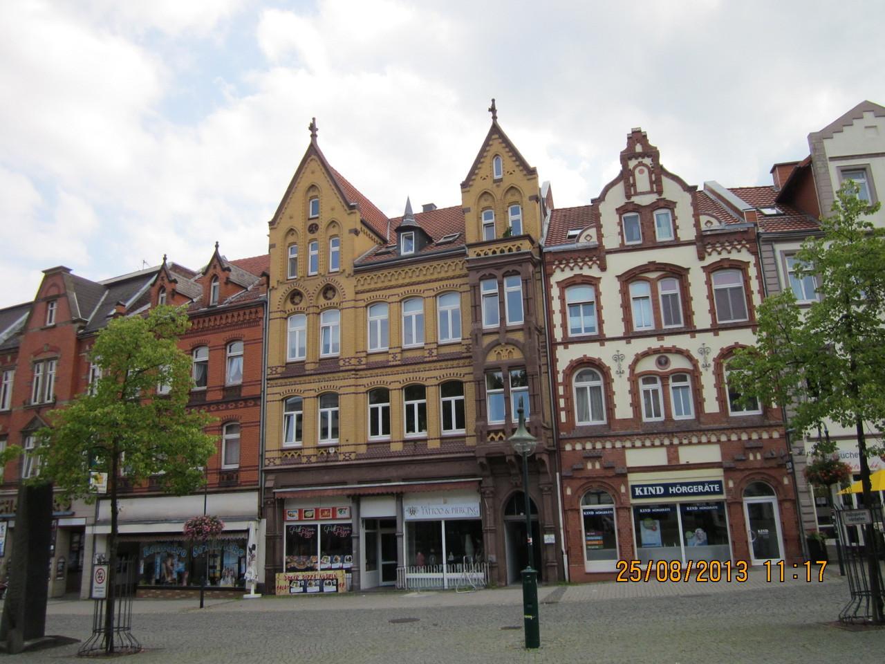 Marktplatz Northeim