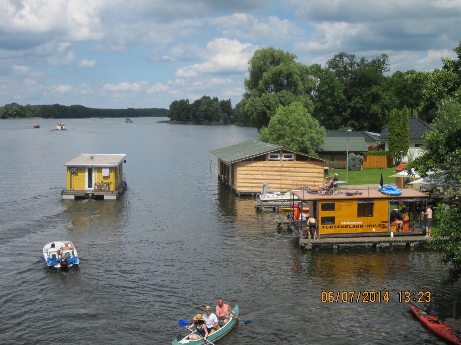 Kanal bei Mirow