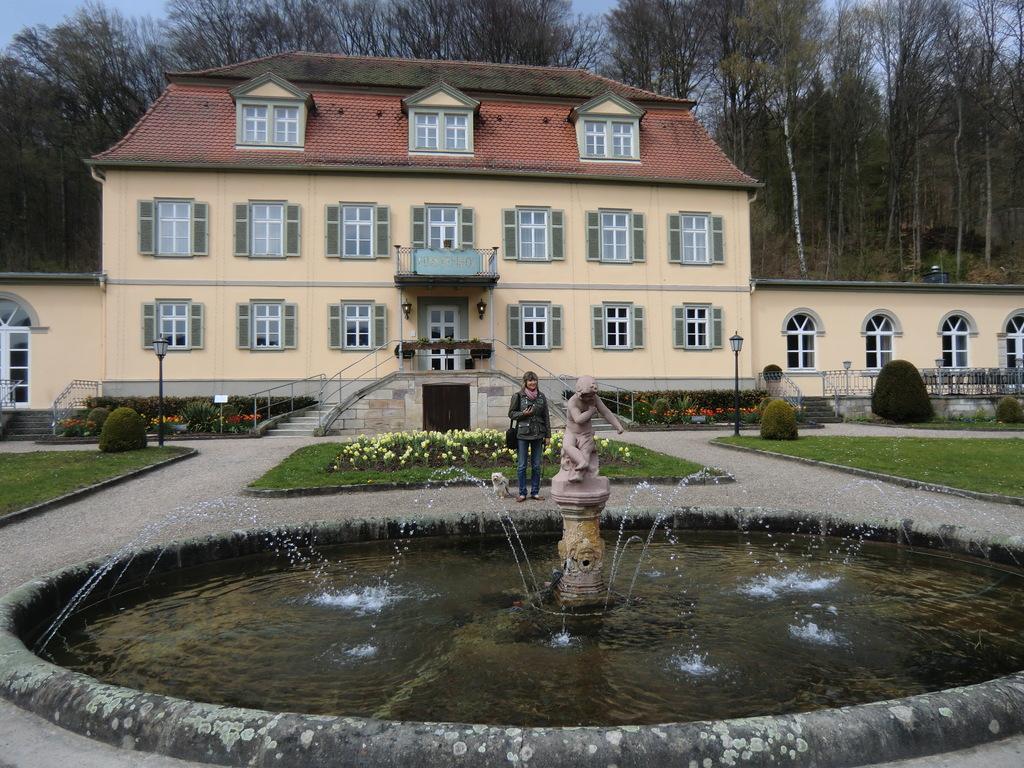 letzter Stopp in Bad Brückenau