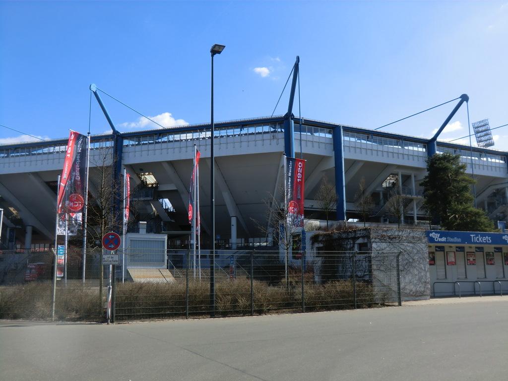 Stadion 1. FCN
