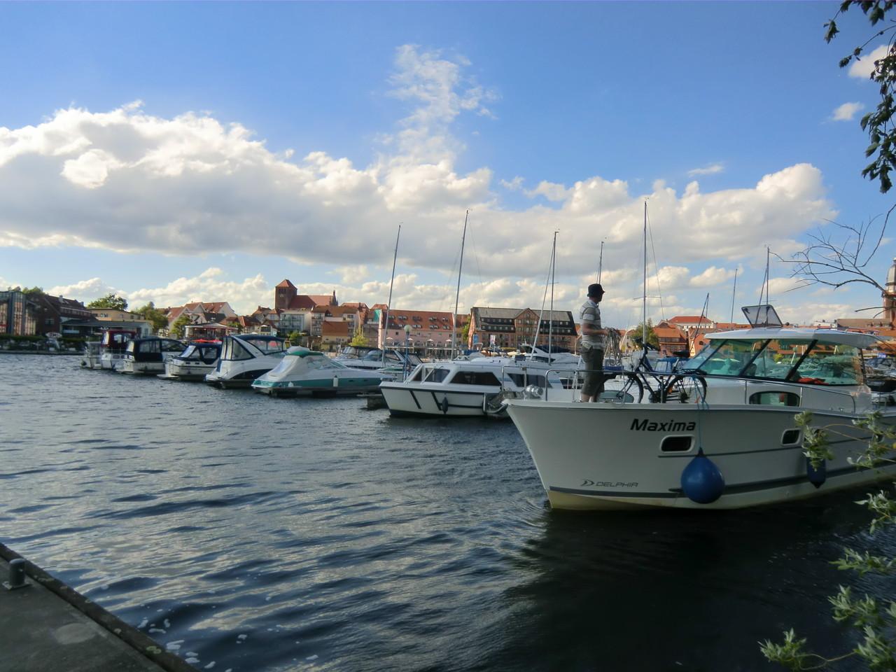 Waren Hafen