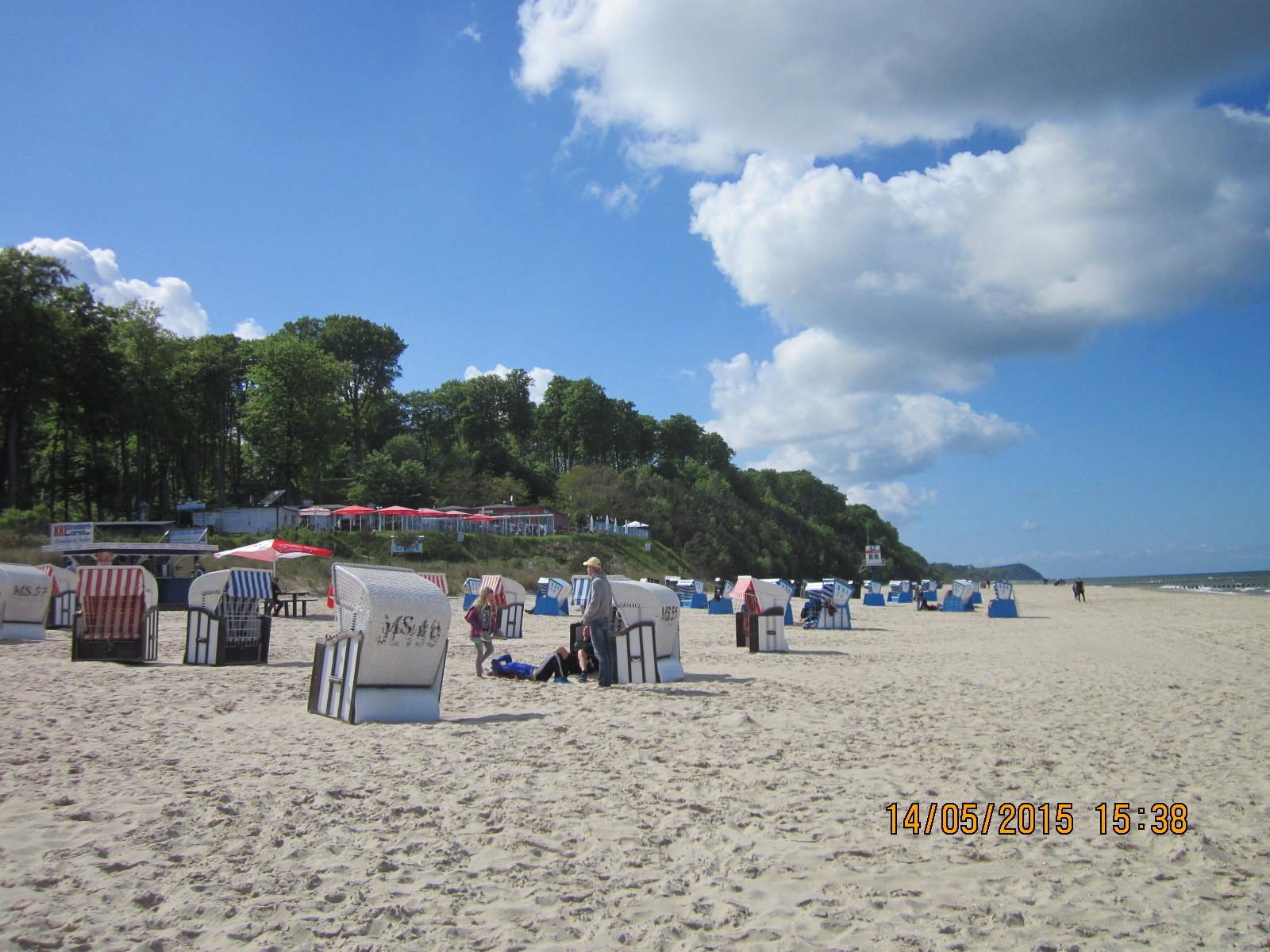 Strand genießen