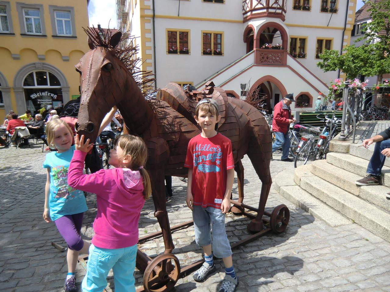 Marktplatz Volkach