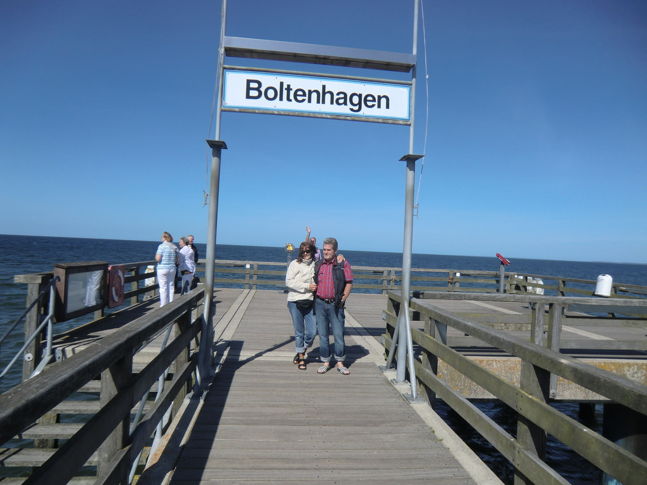 Boltenhagen war unser erstes Urlaubsziel