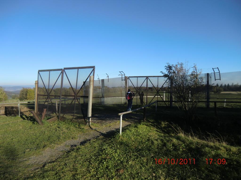 ehemalige DDR-Grenze im Dreiländereck