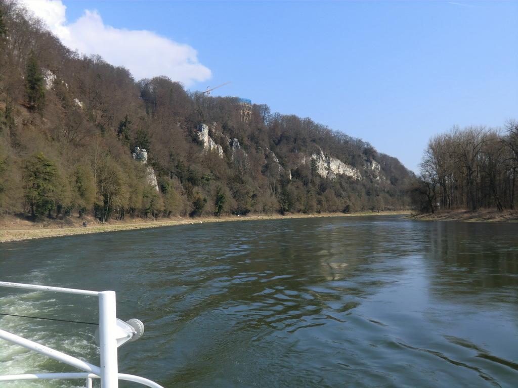 Bootstour zum Kloster Weltenburg